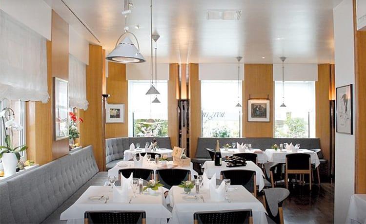Gastraum Restaurant Opatija Max Kandel Unschlittplatz Nuernberg